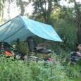 Bootsangler-Karpfen-Lager