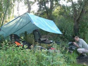 Das Karpfen Lager