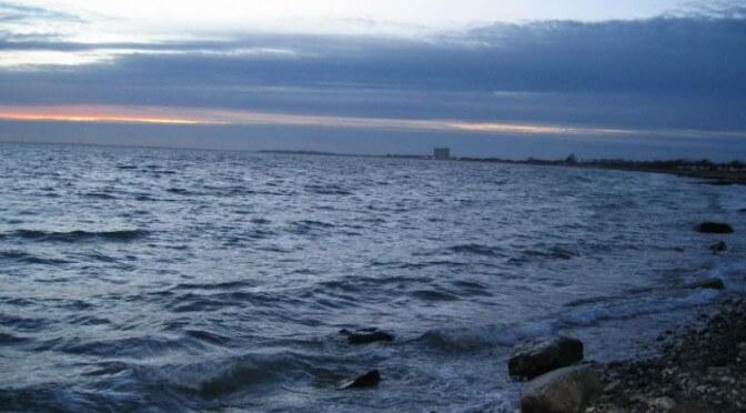 Bootscharter bei starken wind vor fehmarn