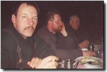 Die Usedomer beim Daiwa Cup 2001