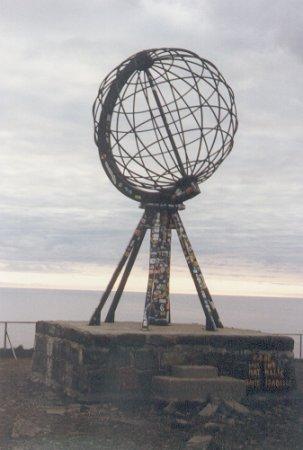 Das Nordkap am Ende der Welt
