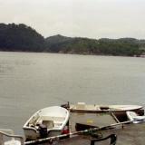 Bootssteg vor dem Ferienhaus in Vikanes