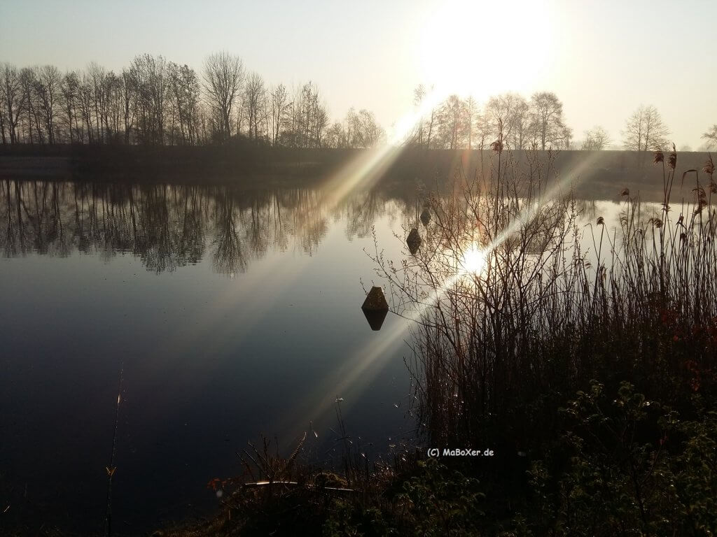 Anangeln 2019 Angelrute © MaBoXer.de