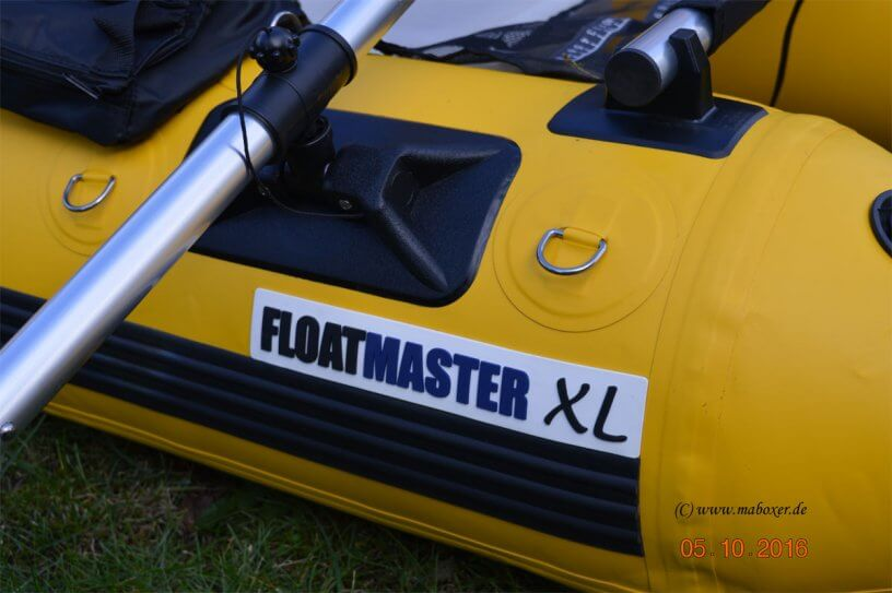 Belly-Boot Floatmaster XL ® Tubeless im Test