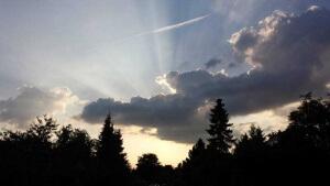 Dunkle Wolken (C) MaBoXer