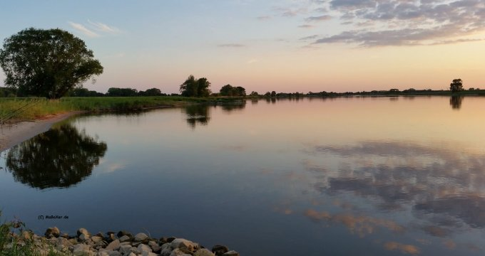 Elbe Stromab © MaBoXer.de
