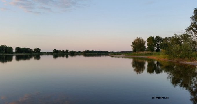 Elbe Stromauf © MaBoXer.de