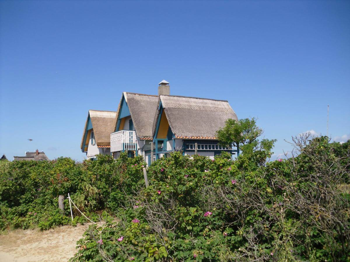 Ferienhäuser an der Nordsee