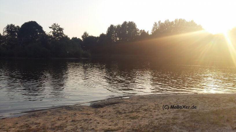 Krefeld, 30.04.2018 – Blue Romance AX von Shimano ®
