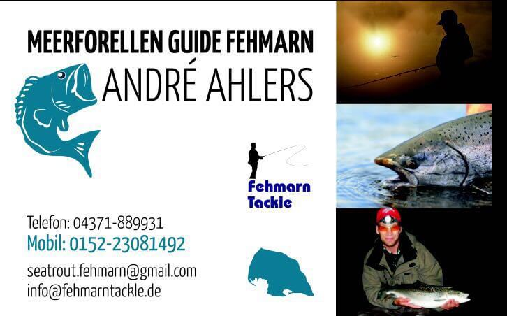 Meerforellen Guide auf Fehmarn © Andre Ahlers