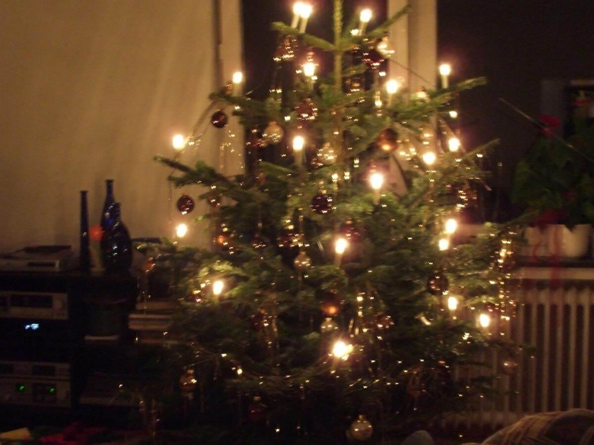 FunFishingTeam Weihnachtsfeier 1999