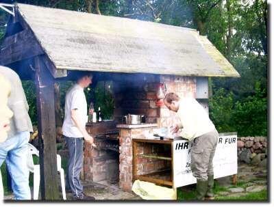 Anglerboard Treffen in Rerik 2002 (C) MaBoXer