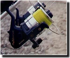 Brandungsrolle Zebco® Safecast 850 - Foto (C) MaBoXer