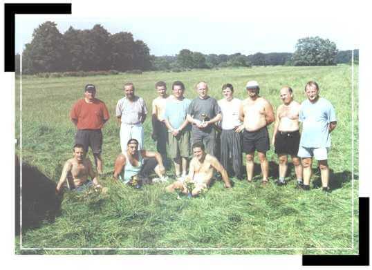 Landesmeisterschaft im Meerescasting 2002 (C) Frank Brauer