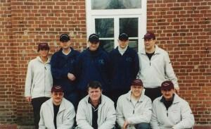 Sportfreunde vom FFT beim Martins Cup 2002 (C) MaBoXer