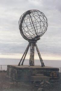 Nordkap am Polarkreis im Eismeer - Foto (C) MaBoXer