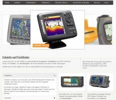 Echolot und Fischfinder - Screenshot (C) MaBoXer