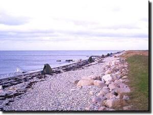 Wallnau - Guter Platz auf Plattfisch, Dorsch und Meerforellen. Zum Mai - Juni gut auf Hornhechte (C) MaBoXer