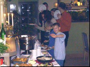 FFT Weihnachtsfeier 2002 © MaBoXer